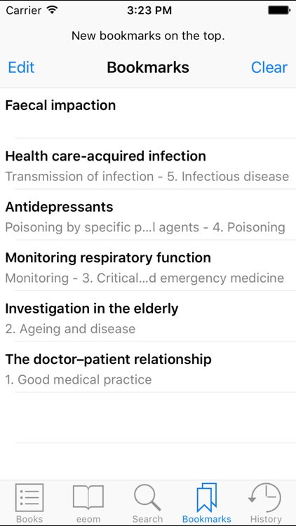 Davidson's Essentials of Medicine, 2nd Edition screenshot-4