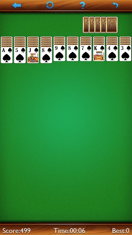 Happy Spider Solitaire