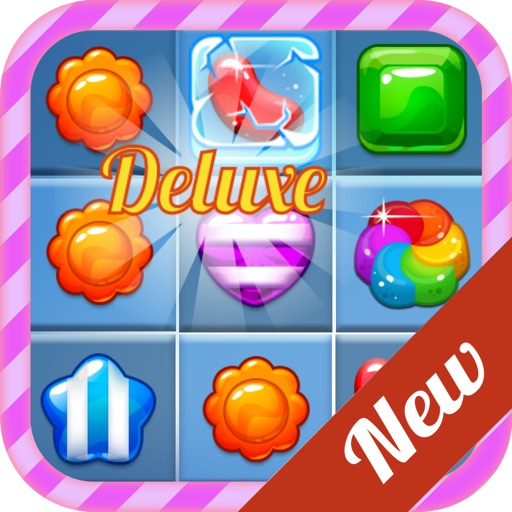 Candy Garden New Sweet Jelly Land : DELUXE - NEW