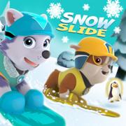 小狗狗滑雪企鹅救援 -给宝宝玩的游戏