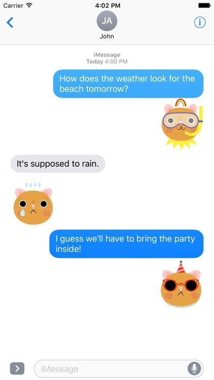 Emoji Pals - Quinn stickers
