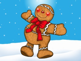 Gingerbread & Christmas Cookies Stickers