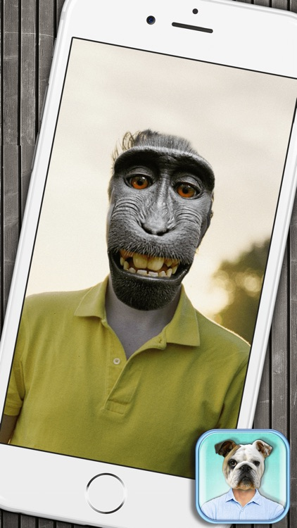 Animal Face Photo Booth with Funny Pet Sticker.s screenshot-4
