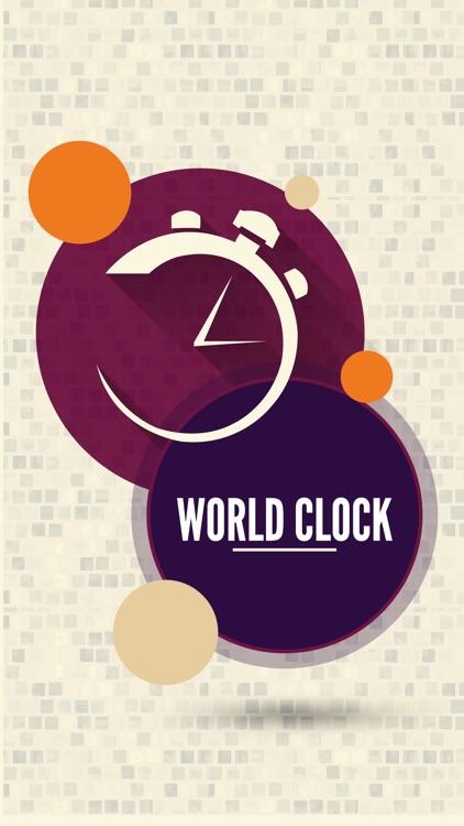 Smart World Clock