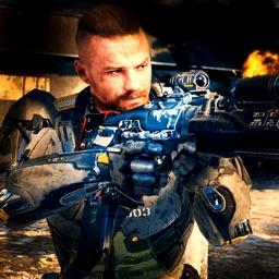 2016 Great Crime Street Fighting War Field Sniper
