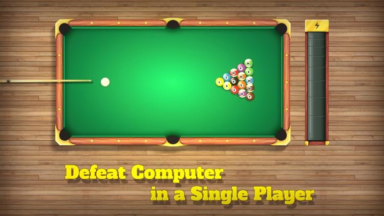 Billiards: 8 Ball Snooker Pool screenshot-4
