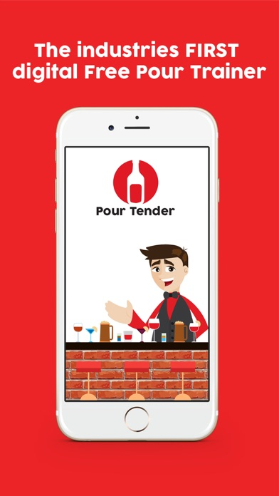 Pour Tender - The bartenders guide to free pouring screenshot one