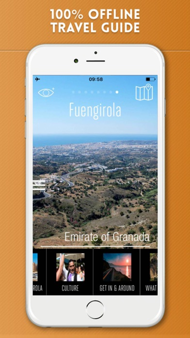 Fuengirola Travel Guide and Offline Street Map