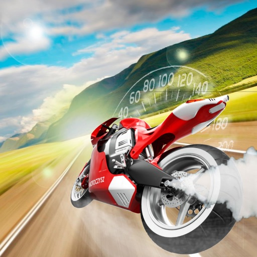 Biker Moto Wheels : Bike Racing Skills