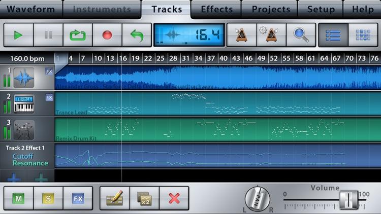 Music Studio app image