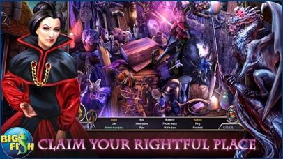 Dark Realm: Queen of Flames - A Mystical Hidden Object Adventure (Full) Screenshot 2