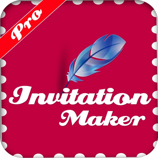 Invitation Maker Pro