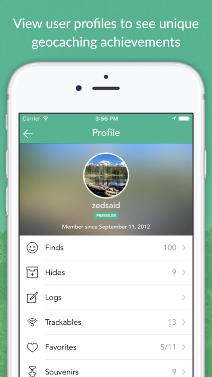 Cachly - Simple and powerful Geocaching for iPhone screenshot-4