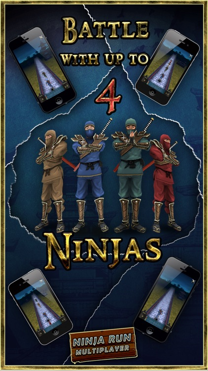 Ninja Revinja Online - Real Kids Racing Runner