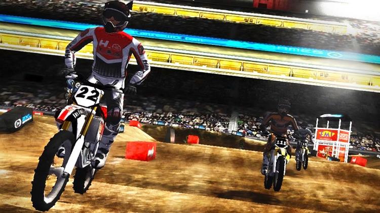 2XL Supercross HD screenshot-4