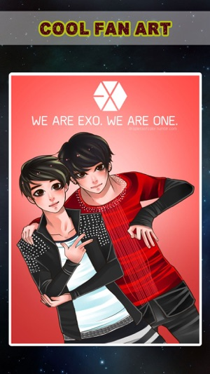 Exo Boy Band Hd Wallpaper K Pop We Are One On The App Store