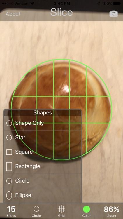 VizChef Slice
