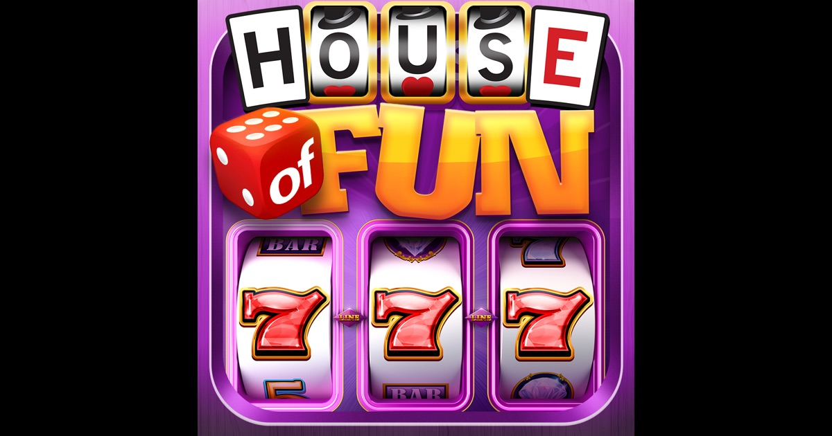 slot machines - house of fun vegas casino games itunes