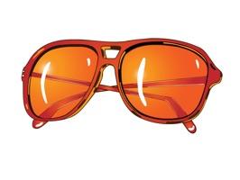 Sunglasses Stickers