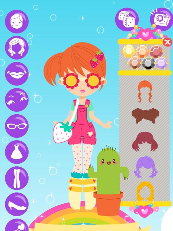 Игра для Девочек Маленькие Прелестницы Одеваются - Уличный Стиль Одежды на iPad
