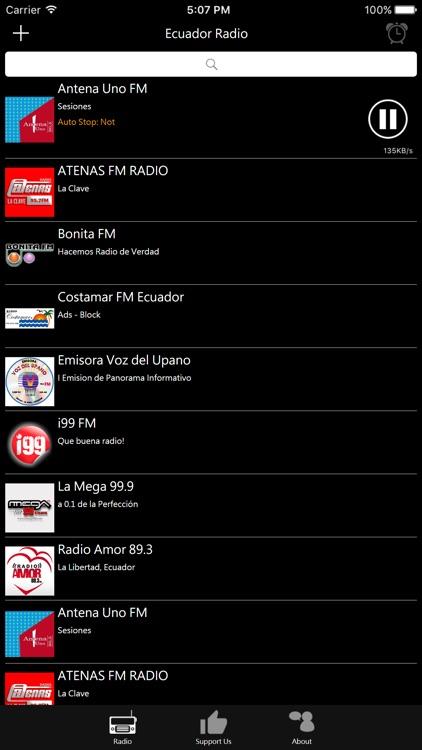 Ecuador Radio - EC Radio