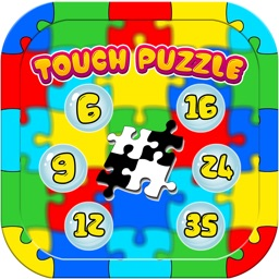 Touch Puzzle for kids - jigsaw images is Puzzle