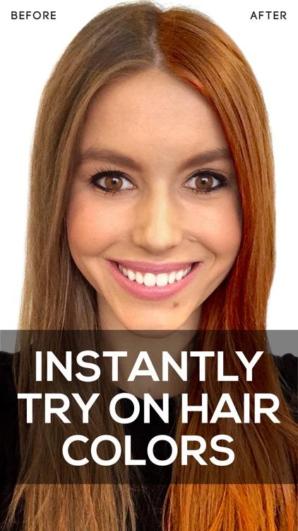 Hair Color Premium screenshot-0
