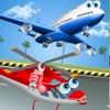 Airplane Factory & Mechanic Simulator kids games
