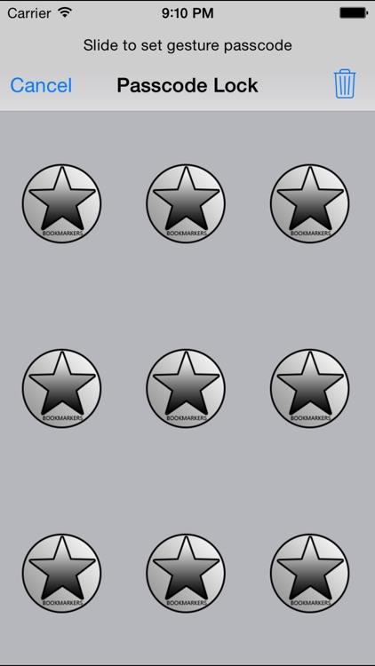 Bookmarkers screenshot-3