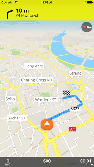 Calcuta mapa offline y guía de viajeCaptura de pantalla de5