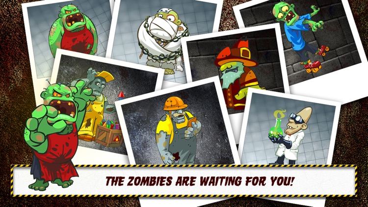 Grandpa and the Zombies - Take care of your brain! screenshot-4