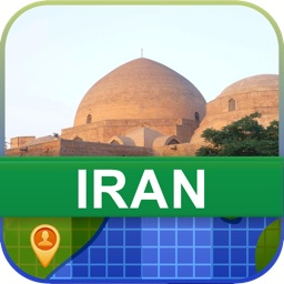 Offline Iran Map - World Offline Maps