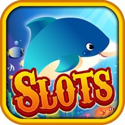Big Adventure of Gold Fish Slots - Top Jackpots Casino Games