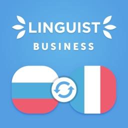 Linguist – Dictionnaire français-russe d'affaires