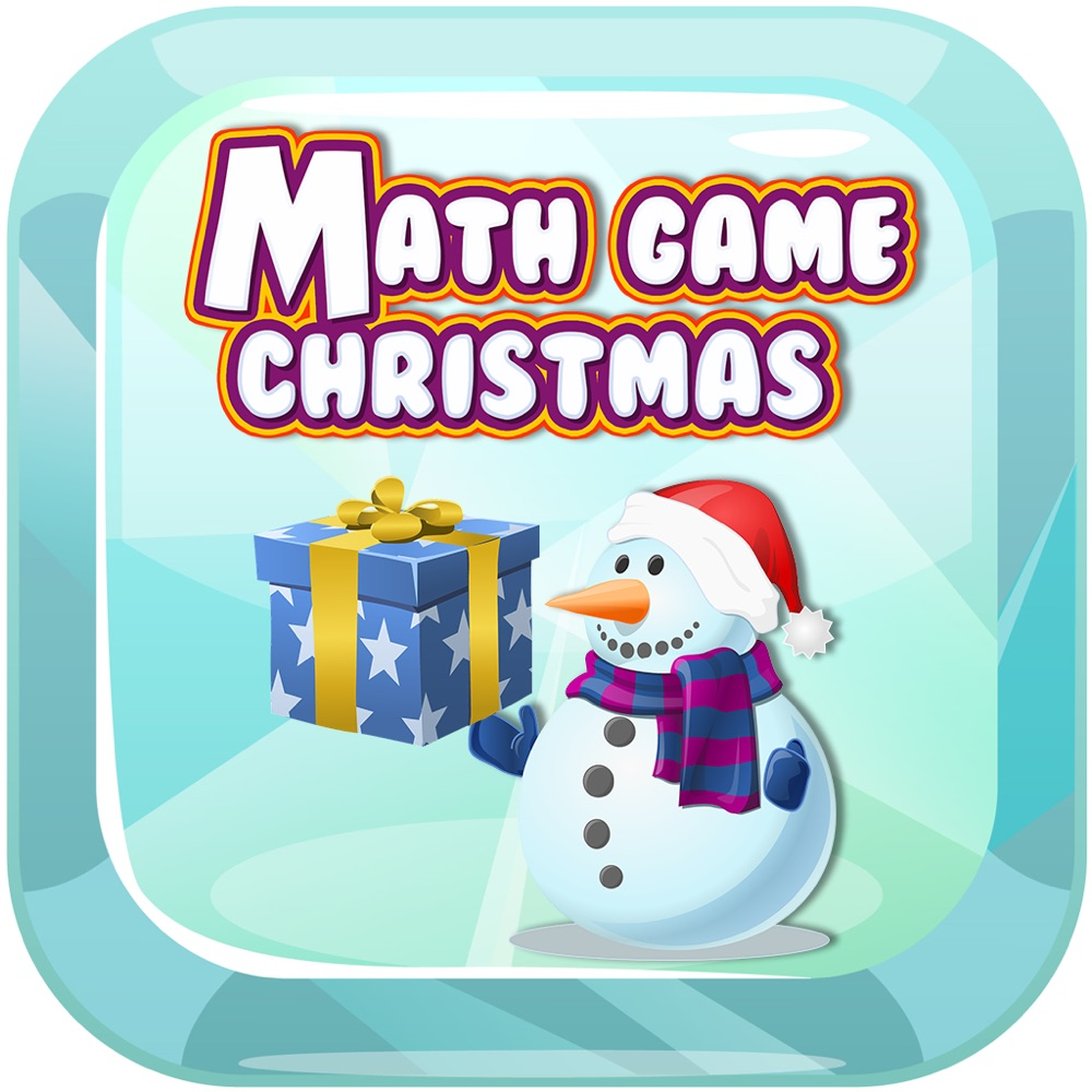 Math Christmas Game - learning math - App - Mobile Apps