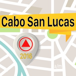 Cabo San Lucas Offline Map Navigator and Guide