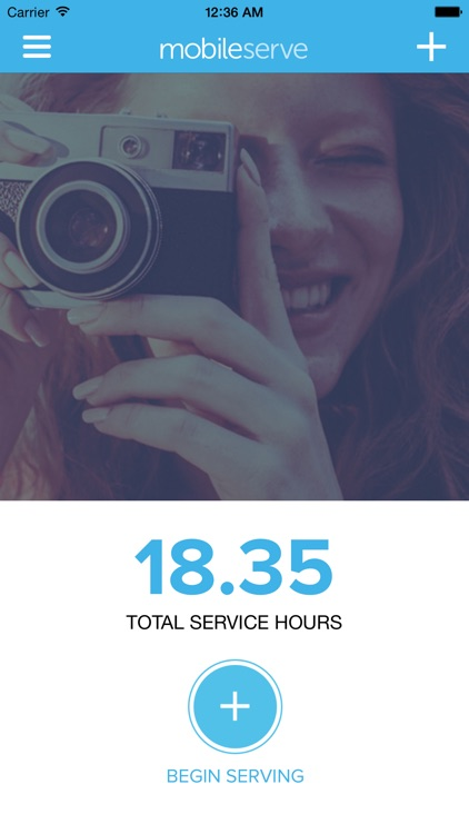 MobileServe App
