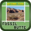 Fossil Butte National Park - USA