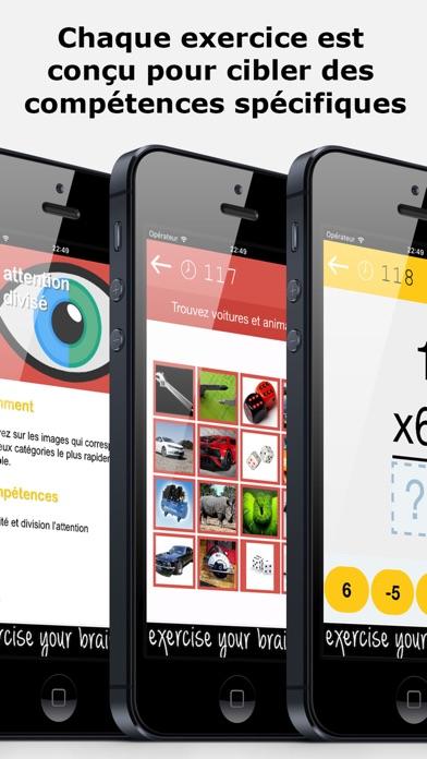 Screenshot #2 pour Jeux d'esprit Pro