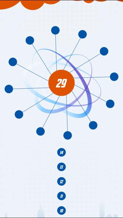 Colorful dot circle flip challenge 2 screenshot-3
