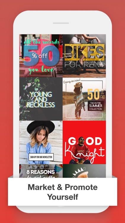 Font Candy + Photo Editor & Typography Captions app image