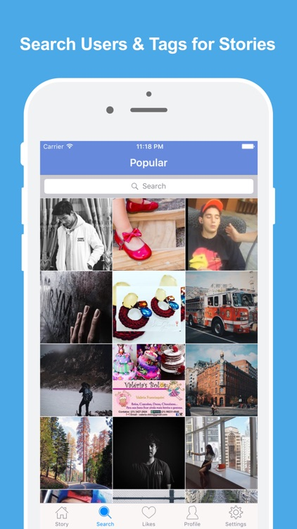 Instant Repost for Instagram-Stories Repost Upload screenshot-3