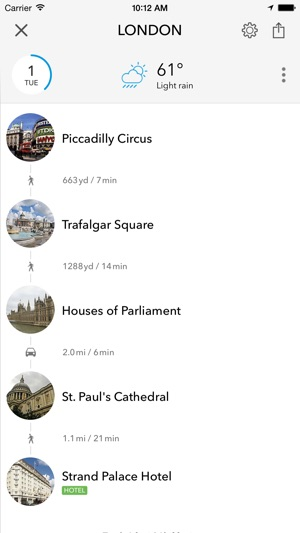 Lontoo Matkaopas Offline Kartta App Storessa