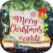 Christmas Cards Maker - Personalize your Xmas Card icon