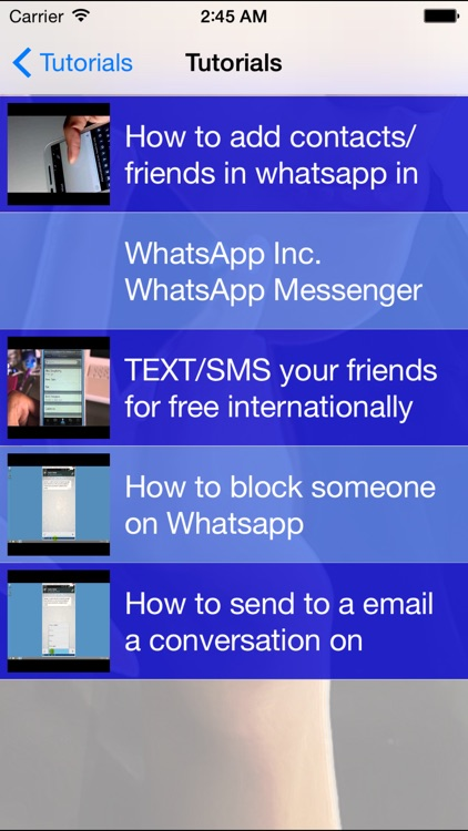 Guide for WhatsApp Quick And Convenient Communication
