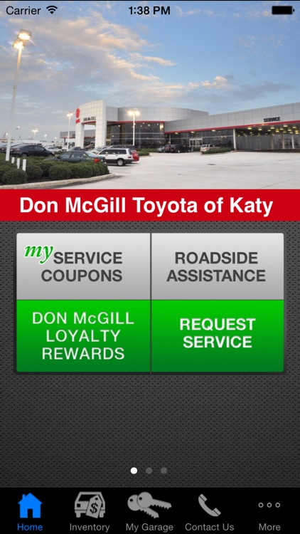Don McGill Toyota Of Katy Screenshot 0