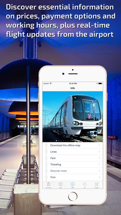 Guangzhou Metro Guide and Route Planner screenshot-4