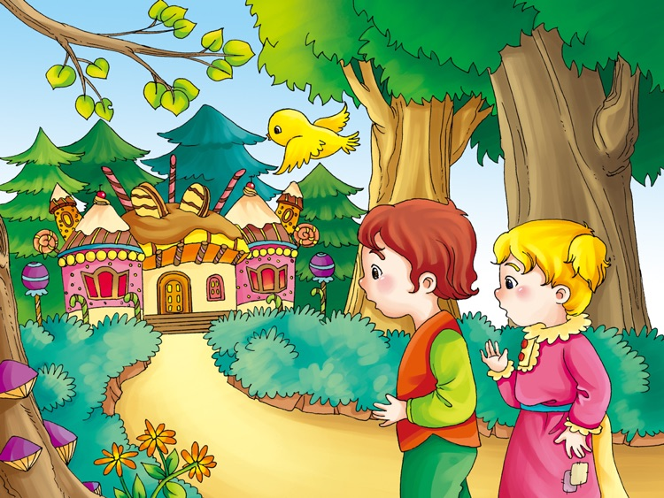 10 Classic Fairy Tales Interactive Books screenshot-3