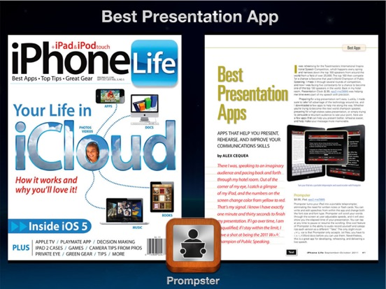 Prompster Pro™ - Teleprompter | App Price Drops