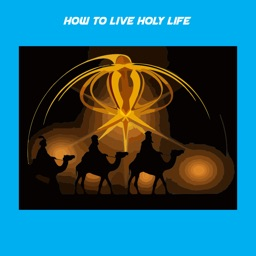 How to Live a Holy Life App